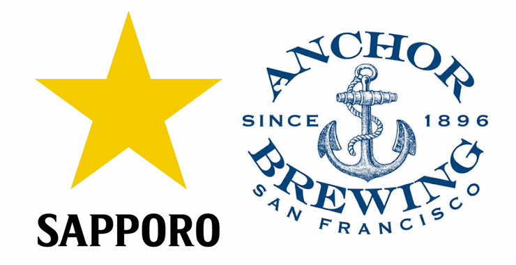 Sapporo Anchor logo BeerPulse