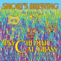 Short's Brewing Co. Psychedelic Cat Grass 2017 BeerPulse