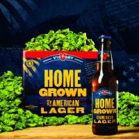 Victory Home Grown New American Lager BeerPulse