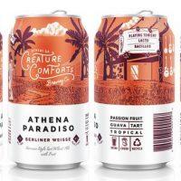 creature comforts athena paradiso guava passion lineup beerpulse