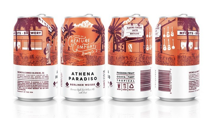 creature comforts athena paradiso guava passion lineup beerpulse