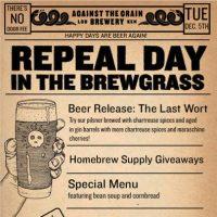 AtG The Last Wort Repeal Day 2017 BeerPulse