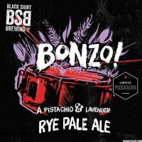 Black Shirt Brewing Bonzo Rye Pale Ale BeerPulse