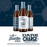 Braxton Labs Dark Charge bottles BeerPulse