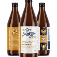 Braxton Labs Sweet Potato Casserole Release BeerPulse