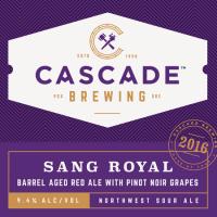 Cascade Sang Royal BeerPulse
