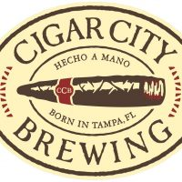 Cigar City Brewing logo BeerPulse
