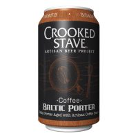 Crooked Stave Coffee Baltic Porter cans Beerpulse