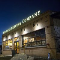 Founders Brewing Company Detroit Taproom BeerPulse
