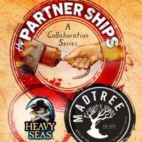 Heavy Seas Partner Ships MadTree logos BeerPulse