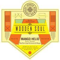 Indeed Mango Helio Wooden Soul label BeerPulse