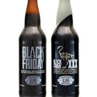 Lakefront Black Friday and Black Friday XXX BeerPulse