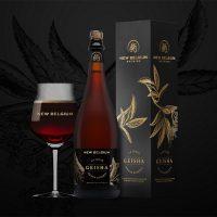 New Belgium Geisha Sour Ale bottle BeerPulse