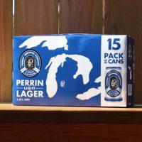 Perrin Light Lager BeerPulse