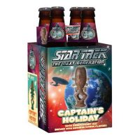 Star Trek Captain's Holiday 30th Anniversary Ale BeerPulse
