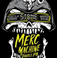Stone Merc Machine label BeerPulse
