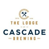The Lodge at Cascade Brewing logo BeerPulse