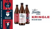 Braxton Labs Kringle Belgian Quad banner BeerPulse