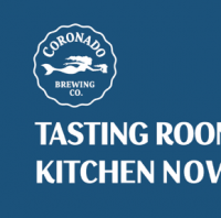 Coronado Brewing Tasting Room Kitchen Opens BeerPulse