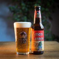 Heavy Seas Beer AmeriCannon bottle BeerPulse