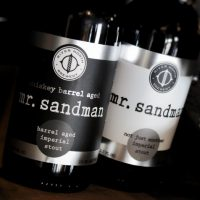 River North Mr. Sandman and Whiskey Barrel Aged Mr. Sandman BeerPulse