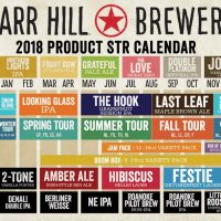 Starr-Hill-Products-Calendar_2018-PR BeerPulse