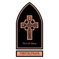 The Lost Abbey Veritas Peach label BeerPulse