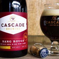 Cascade Sang Rouge 2015 BeerPulse