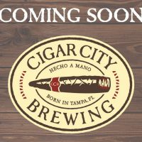 Cigar City Brewing coming soon logo BeerPulse