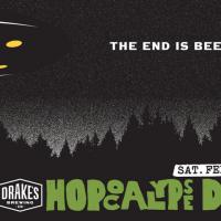Drakes Hopocalypse Day 2018 BeerPulse