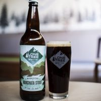 Lone Tree Horchata Stout Branching Out Series BeerPulse