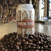 Monday Night Whirling Dervish Coffee Stout can BeerPulse
