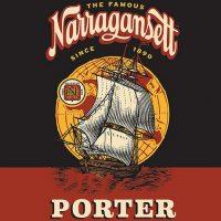 Narragansett Porter label BeerPulse