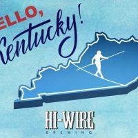 Hi-Wire Kentucky Launch BeerPulse