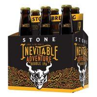 Stone Loral Dr Rudi's Inevitable Adventure Double IPA