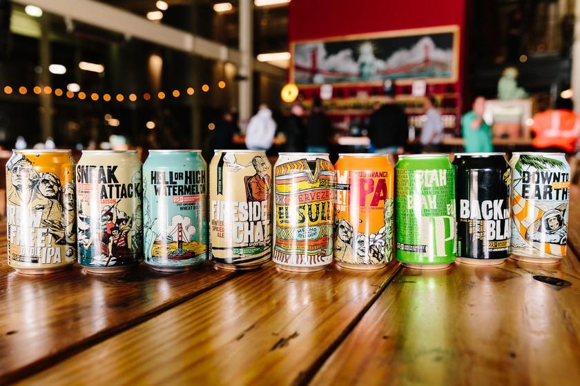 Amendment Craft Beers